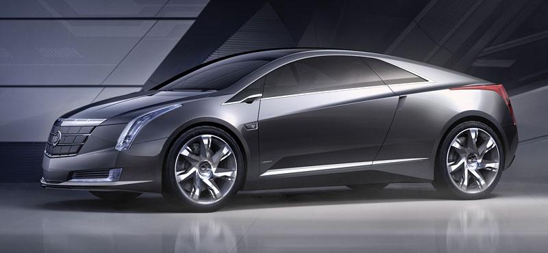 Detroit 2009: Cadillac Converj Concept: - fotka 6