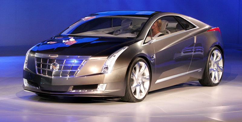 Detroit 2009: Cadillac Converj Concept: - fotka 9