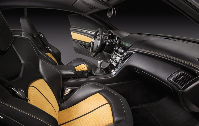 Cadillac CTS-V Coupe se bude skutečně vyrábět: - fotka 2