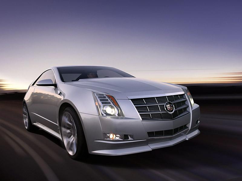 Cadillac CTS-V Coupe se bude skutečně vyrábět: - fotka 5