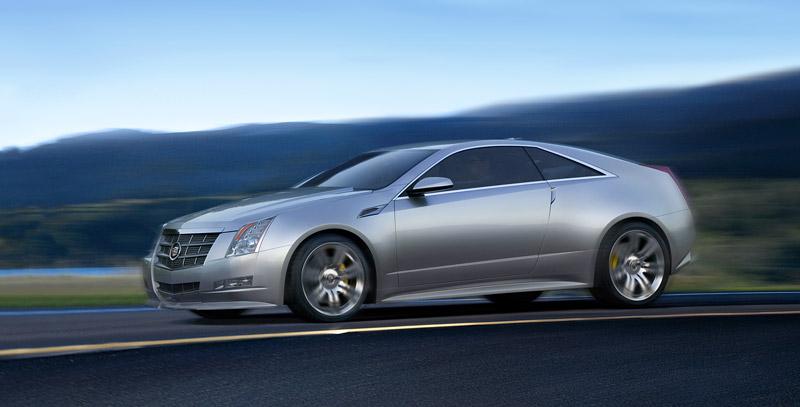 Cadillac CTS-V Coupe se bude skutečně vyrábět: - fotka 6