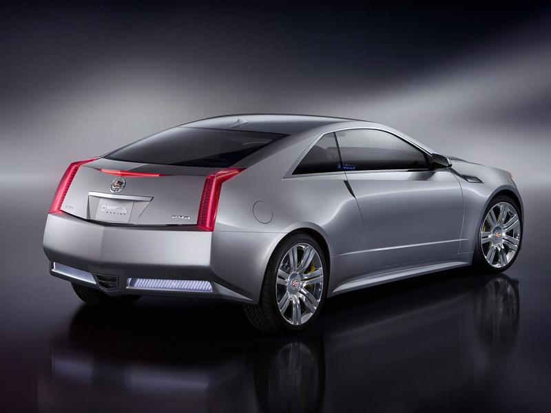 Cadillac CTS-V Coupe se bude skutečně vyrábět: - fotka 9