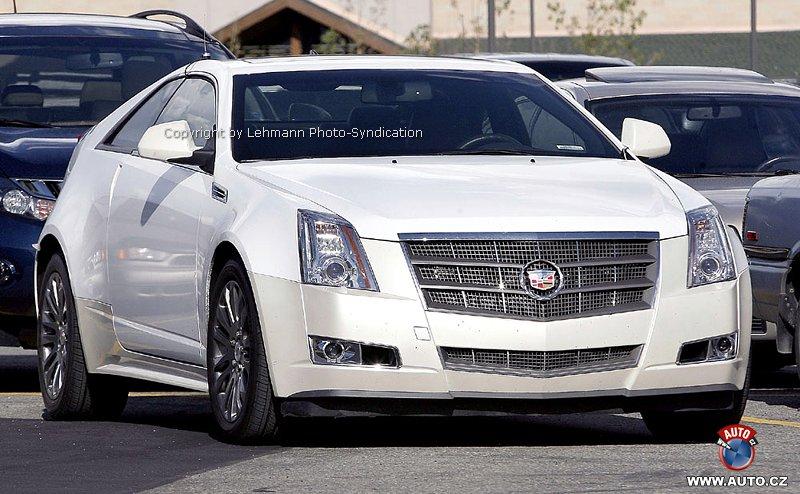Cadillac CTS-V Coupe se bude skutečně vyrábět: - fotka 11
