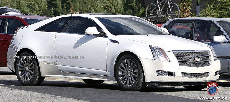 Cadillac CTS-V Coupe se bude skutečně vyrábět: - fotka 13