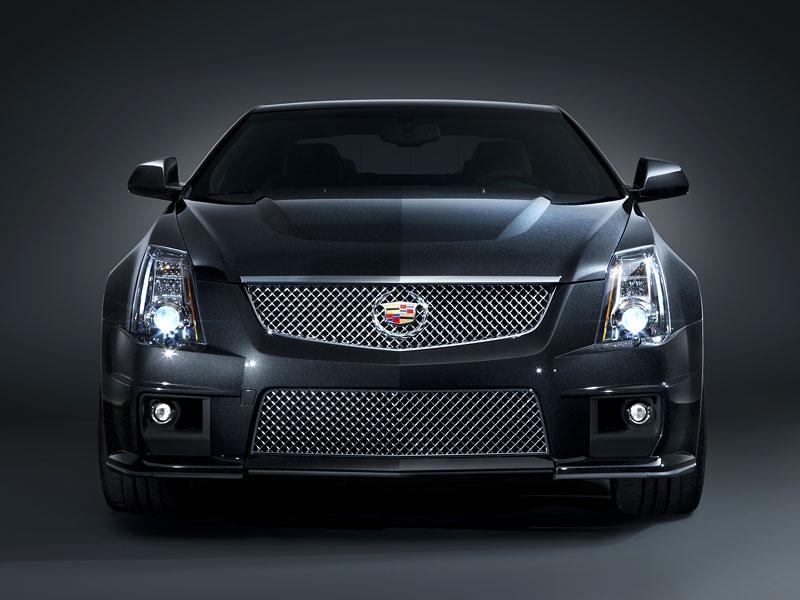 Chicago 2011: Cadillac CTS-V Black Diamond Edition: - fotka 5