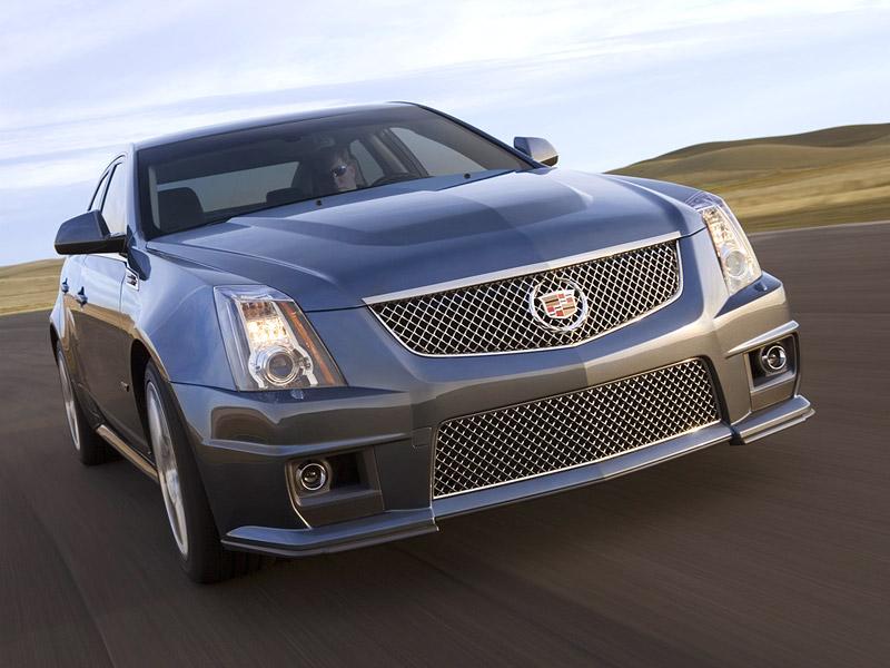 Cadillac CTS-V - s dovozem do Evropy se (ne)počítá, aneb kachna měsíce: - fotka 4