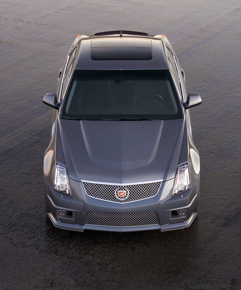 Cadillac CTS-V - s dovozem do Evropy se (ne)počítá, aneb kachna měsíce: - fotka 5