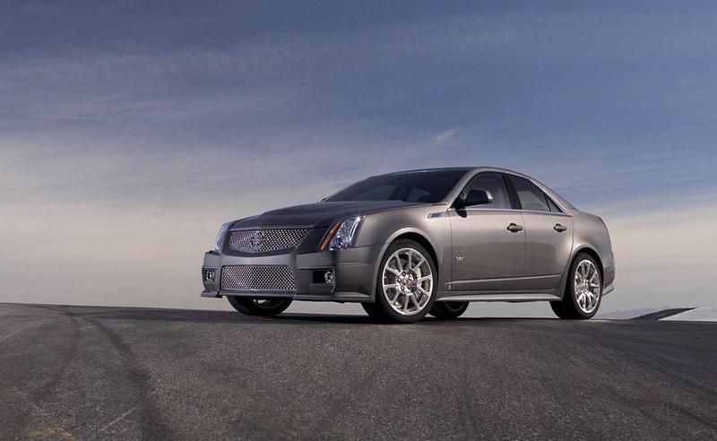 Cadillac CTS-V nejrychlejším sedanem Nordschleife: - fotka 6