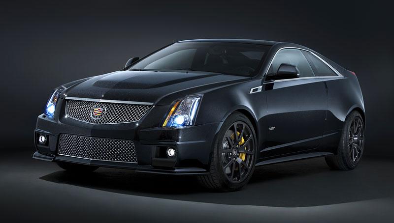 Chicago 2011: Cadillac CTS-V Black Diamond Edition: - fotka 6