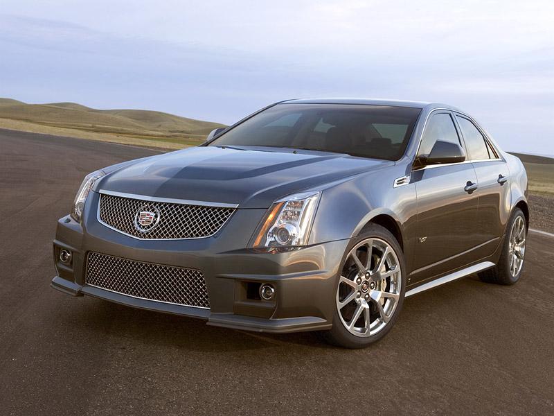 Cadillac CTS-V - s dovozem do Evropy se (ne)počítá, aneb kachna měsíce: - fotka 7