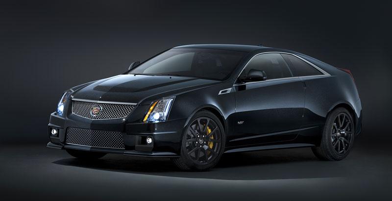 Chicago 2011: Cadillac CTS-V Black Diamond Edition: - fotka 7