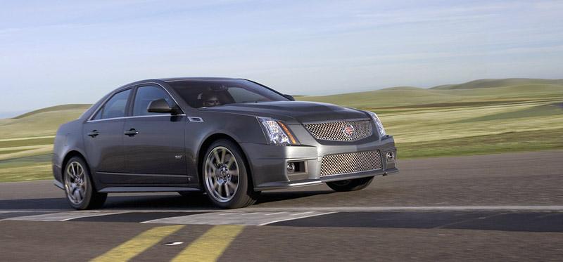 Cadillac CTS-V - s dovozem do Evropy se (ne)počítá, aneb kachna měsíce: - fotka 8