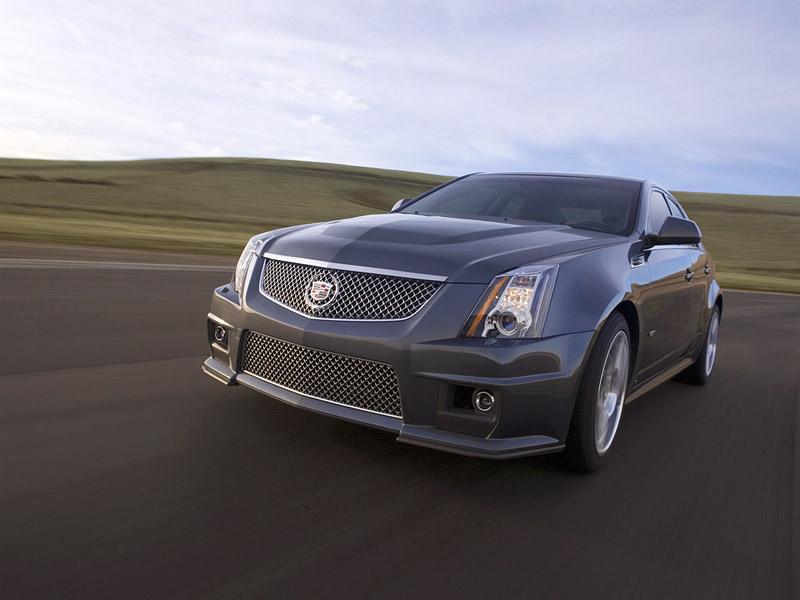 Cadillac CTS-V nejrychlejším sedanem Nordschleife: - fotka 10