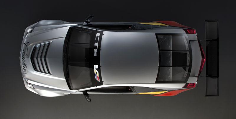 Detroit 2011: Cadillac CTS-V Coupe pro závody SCCA: - fotka 6