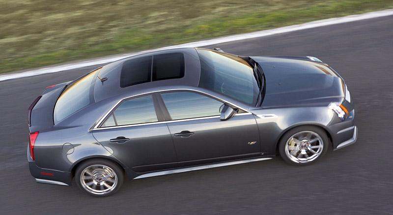 Cadillac CTS-V: porce výkonu od společnosti Lingenfelter: - fotka 12