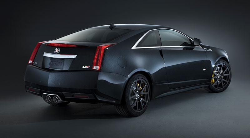 Chicago 2011: Cadillac CTS-V Black Diamond Edition: - fotka 8