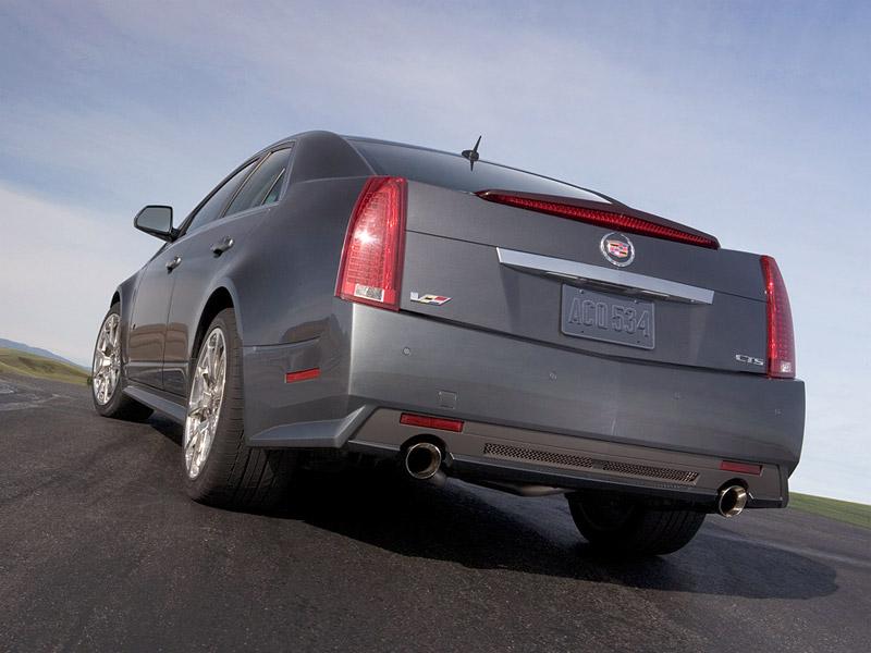 Cadillac CTS-V: porce výkonu od společnosti Lingenfelter: - fotka 15
