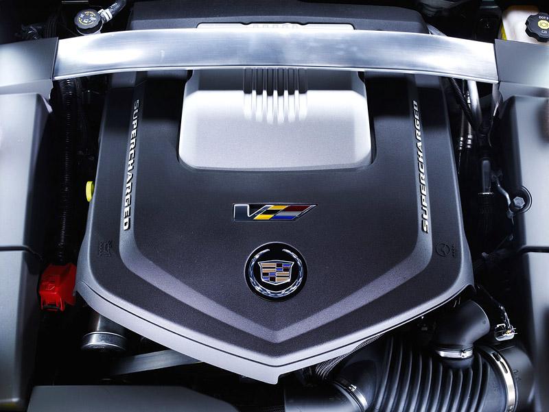 Cadillac CTS-V: porce výkonu od společnosti Lingenfelter: - fotka 17