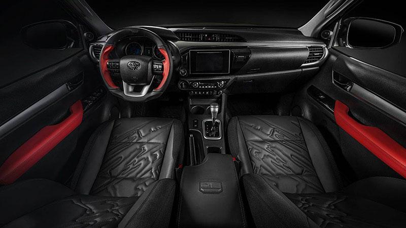 Toyota Hilux Hilly Pickup Design: Carlex ladí už i užitkáče!: - fotka 10