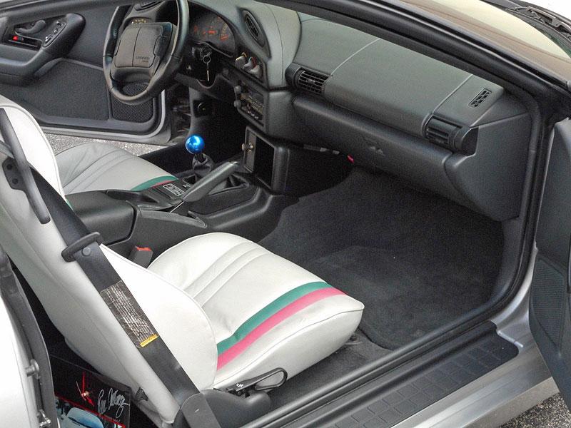 Jak se vám líbí tohle Camaro? Jedinečný prototyp od Callaway je na prodej: - fotka 3