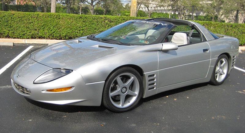 Jak se vám líbí tohle Camaro? Jedinečný prototyp od Callaway je na prodej: - fotka 8