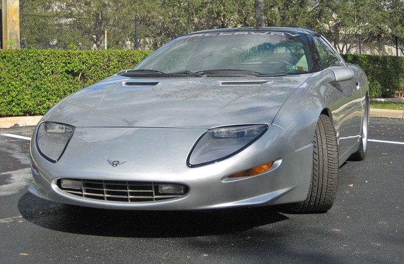 Jak se vám líbí tohle Camaro? Jedinečný prototyp od Callaway je na prodej: - fotka 9