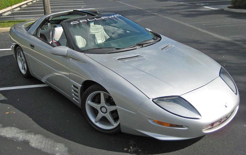 Jak se vám líbí tohle Camaro? Jedinečný prototyp od Callaway je na prodej: - fotka 10