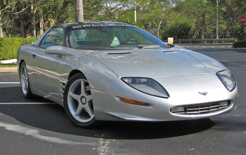 Jak se vám líbí tohle Camaro? Jedinečný prototyp od Callaway je na prodej: - fotka 11