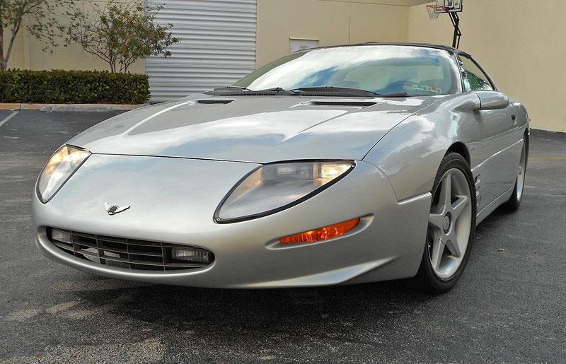 Jak se vám líbí tohle Camaro? Jedinečný prototyp od Callaway je na prodej: - fotka 12