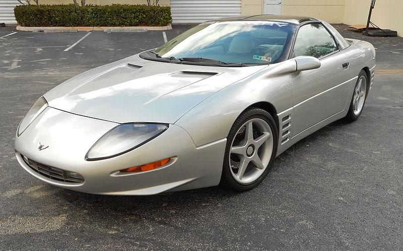 Jak se vám líbí tohle Camaro? Jedinečný prototyp od Callaway je na prodej: - fotka 14