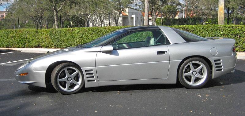 Jak se vám líbí tohle Camaro? Jedinečný prototyp od Callaway je na prodej: - fotka 15