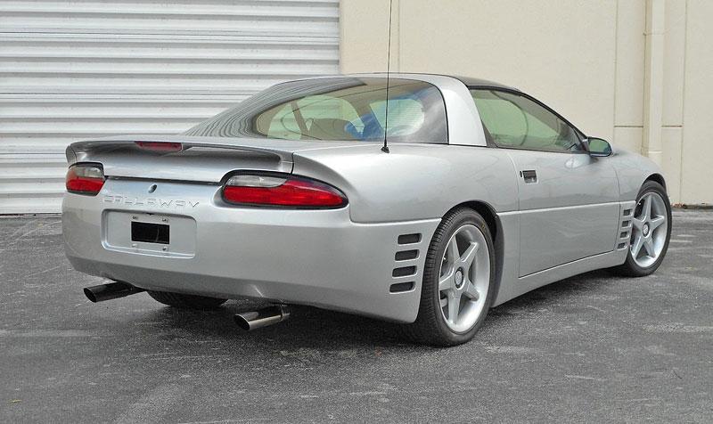 Jak se vám líbí tohle Camaro? Jedinečný prototyp od Callaway je na prodej: - fotka 16