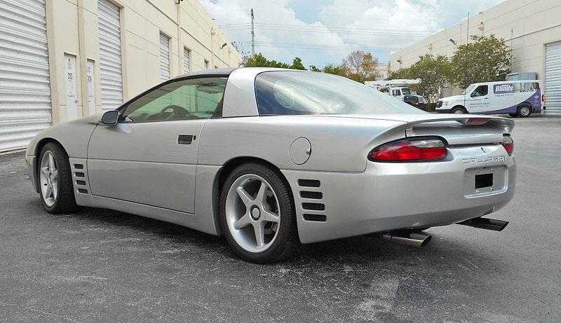 Jak se vám líbí tohle Camaro? Jedinečný prototyp od Callaway je na prodej: - fotka 17