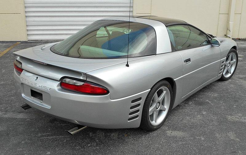 Jak se vám líbí tohle Camaro? Jedinečný prototyp od Callaway je na prodej: - fotka 18