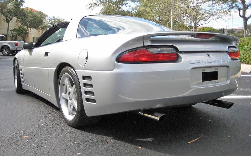Jak se vám líbí tohle Camaro? Jedinečný prototyp od Callaway je na prodej: - fotka 19
