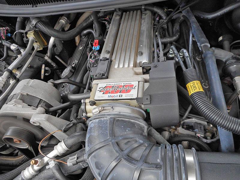 Jak se vám líbí tohle Camaro? Jedinečný prototyp od Callaway je na prodej: - fotka 21