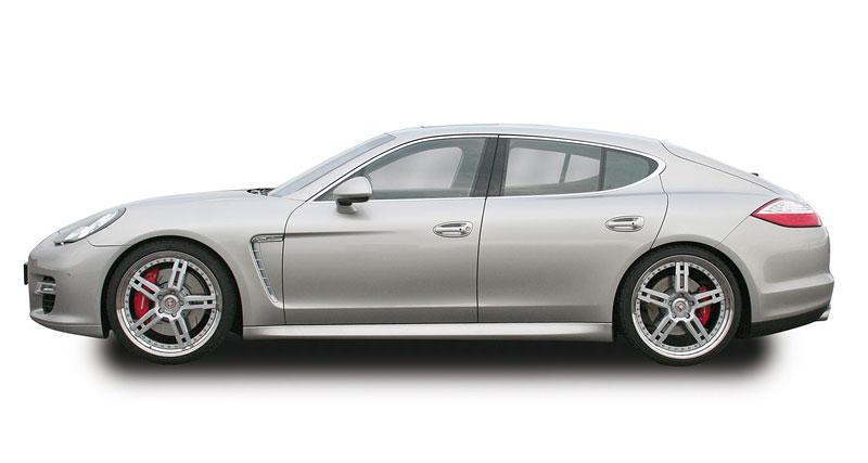 Cargraphic: i my máme kola pro Porsche Panamera: - fotka 1