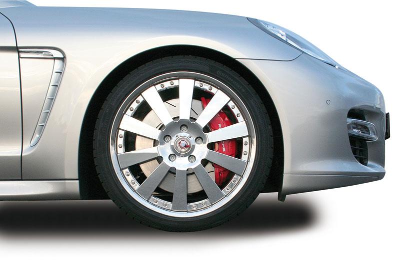 Cargraphic: i my máme kola pro Porsche Panamera: - fotka 6