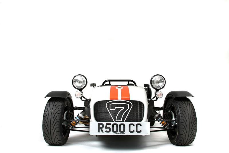 Caterham R500 - sporťák podle Colina: - fotka 2