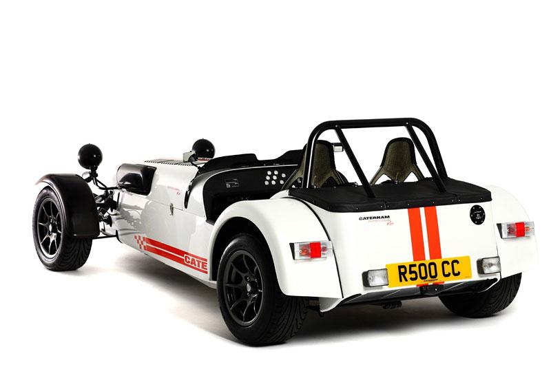 Caterham R500 - sporťák podle Colina: - fotka 6