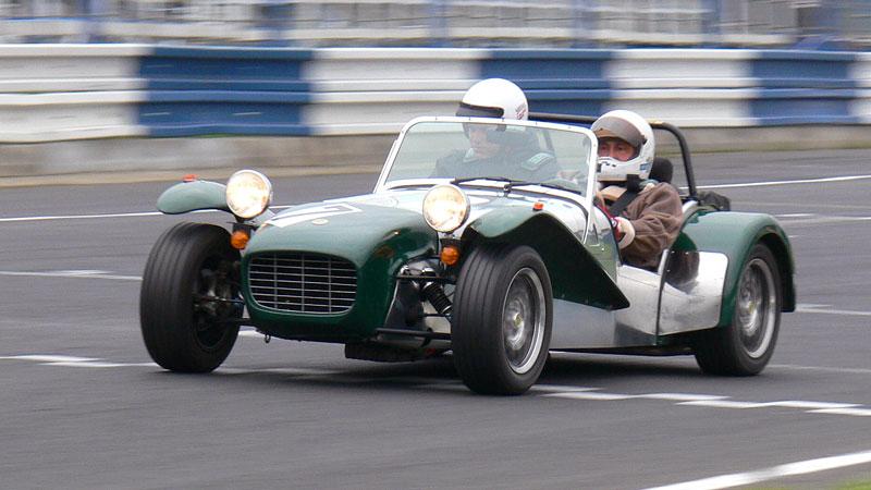 Za volantem: Caterham 7 Roadsport: - fotka 2