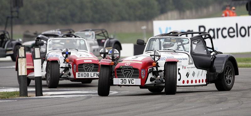 Za volantem: Caterham 7 Roadsport: - fotka 16