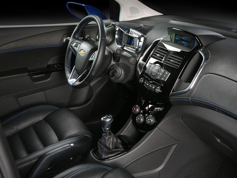 Chevrolet Aveo RS: zapomeňte na Daewoo!: - fotka 2