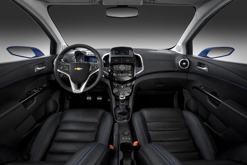 Chevrolet Aveo RS: zapomeňte na Daewoo!: - fotka 3
