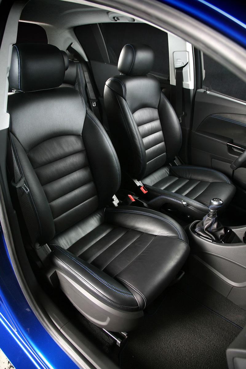 Chevrolet Aveo RS: zapomeňte na Daewoo!: - fotka 4