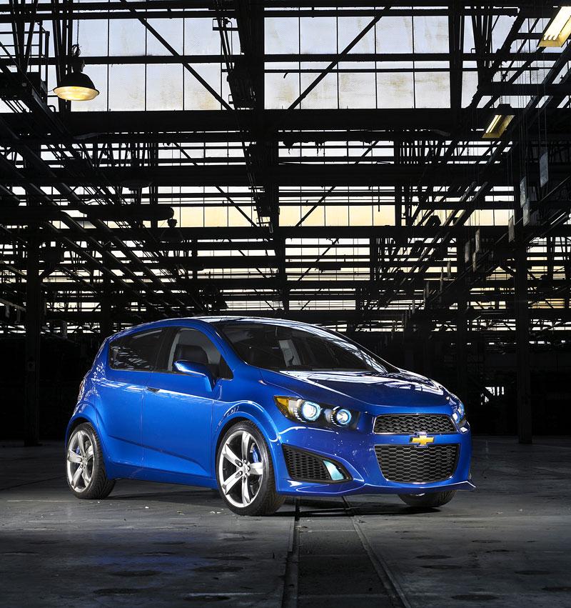 GM se zaměří na vývoj výkonných verzí menších a malých aut: - fotka 7