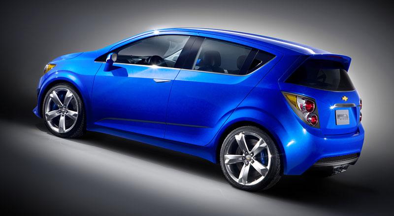 Chevrolet Aveo RS: zapomeňte na Daewoo!: - fotka 9