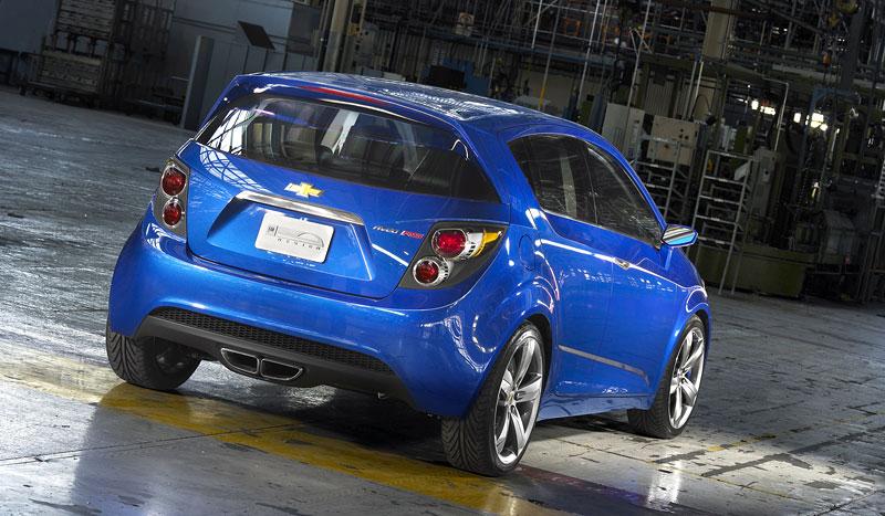 Chevrolet Aveo RS: zapomeňte na Daewoo!: - fotka 10
