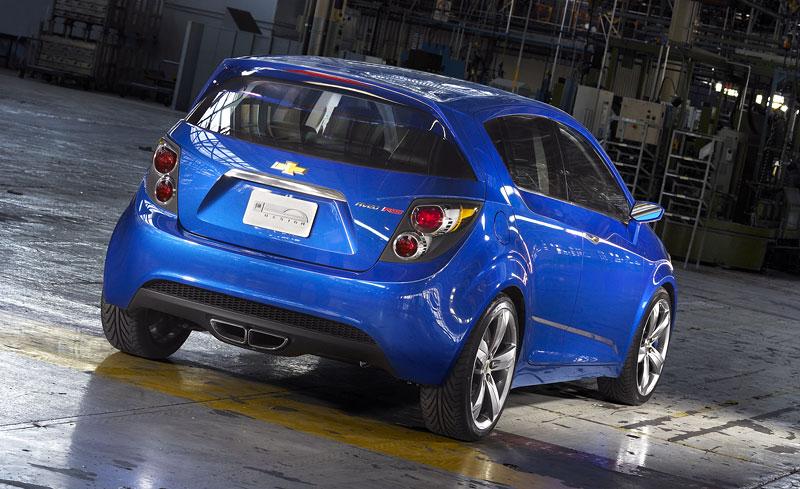 Chevrolet Aveo RS: zapomeňte na Daewoo!: - fotka 12