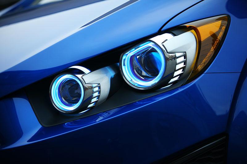 Chevrolet Aveo RS: zapomeňte na Daewoo!: - fotka 15